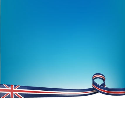 background with england flag