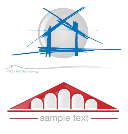 house project  Illustration