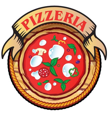 pizzeria label: pizzeria icon