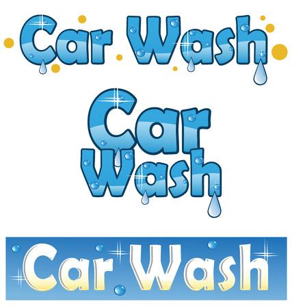 wash: car wash