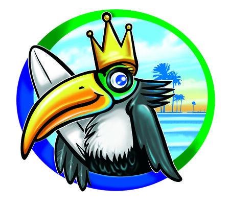 KING toucan SURFER photo