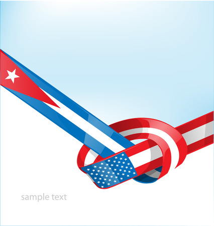 What are the meanings of the elements in the Cuban flag?