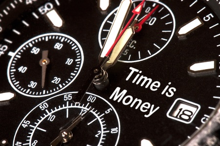 Time Is Money Stock Photo - 11297338