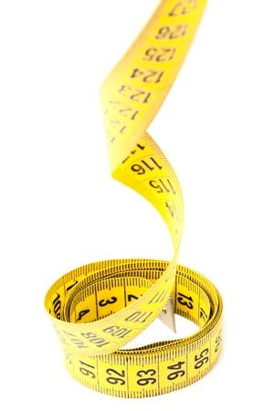 volute: Misura con nastro di misura