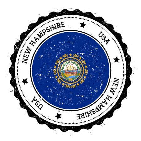 New Hampshire Travel Symbols
