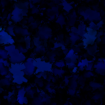 clutter: Dark blue watercolor texture background. Nice abstract dark blue watercolor texture pattern. Expressive messy vector illustration.
