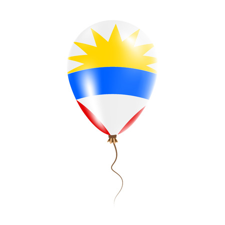 Antigua and Barbuda balloon