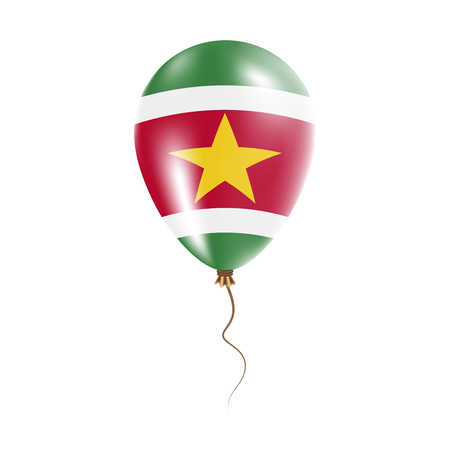 Country Flag Rubber Balloon
