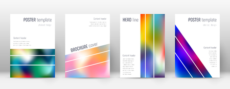 . Geometric authentic template for Brochure, Annual Report, Magazine, Poster, Corporate Presentation, Portfolio, Flyer.