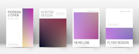 Minimal great template for Brochure, Annual Report, Magazine, Poster, Corporate Presentation, Portfolio, Flyer.