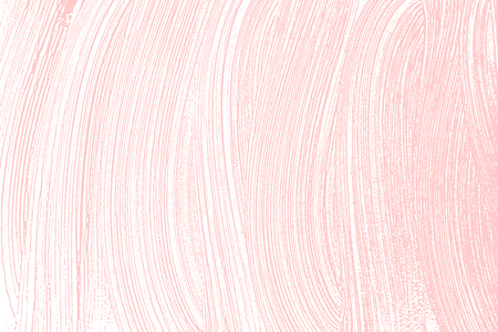 Natural soap texture. Amazing millenial pink foam trace background. Artistic worthy soap suds. Cleanliness, cleanness, purity concept. Vector illustration.