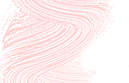 Grunge texture. Distress pink rough trace. Fascinating background. Noise dirty grunge texture. Powerful artistic surface. Vector illustration. Illustration