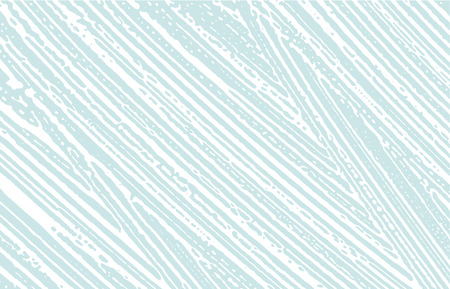 Grunge texture. Distress blue rough trace. Comely background. Noise dirty grunge texture. Valuable artistic surface. Vector illustration.