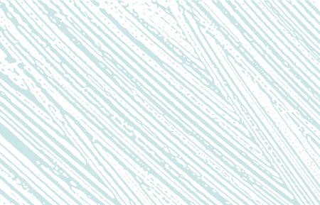 Grunge texture. Distress blue rough trace. Bewitching background. Noise dirty grunge texture. Overwhelming artistic surface. Vector illustration. Illusztráció