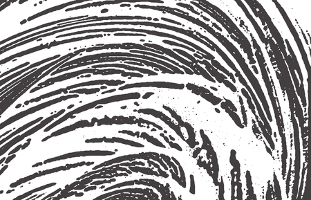 Grunge texture. Distress black grey rough trace. Actual background. Noise dirty grunge texture. Incredible artistic surface. Vector illustration.