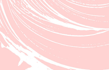 Grunge texture. Distress pink rough trace. Fabulous background. Noise dirty grunge texture. Decent artistic surface. Vector illustration.