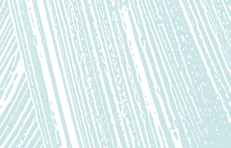 Grunge texture. Distress blue rough trace. Dazzling background. Noise dirty grunge texture. Fascinating artistic surface. Vector illustration.