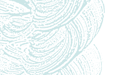 Grunge texture. Distress blue rough trace. Bold background. Noise dirty grunge texture. Lovely artistic surface. Vector illustration.