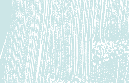 Grunge texture. Distress blue rough trace. Decent background. Noise dirty grunge texture. Ecstatic artistic surface. Vector illustration.