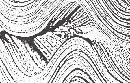 Grunge texture. Distress black grey rough trace. Alluring background. Noise dirty grunge texture. Positive artistic surface. Vector illustration. Illusztráció