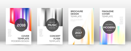 Flyer layout. Modern wonderful template for Brochure, Annual Report, Magazine, Poster, Corporate Presentation, Portfolio, Flyer. Attractive lines cover page.