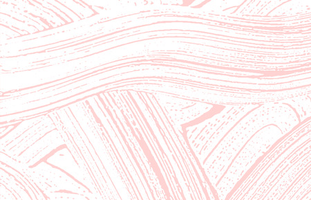 Grunge texture. Distress pink rough trace. Fascinating background. Noise dirty grunge texture. Optimal artistic surface. Vector illustration. Illustration