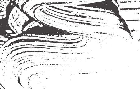 Grunge texture. Distress black grey rough trace. Actual background. Noise dirty grunge texture. Shapely artistic surface. Vector illustration.