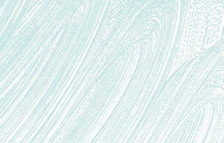Grunge texture. Distress blue rough trace. Brilliant background. Noise dirty grunge texture. Wondrous artistic surface. Vector illustration. Illustration