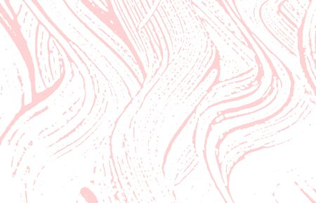 Grunge texture. Distress pink rough trace. Fascinating background. Noise dirty grunge texture. Likable artistic surface. Vector illustration. Illustration