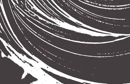 Grunge texture. Distress black grey rough trace. Actual background. Noise dirty grunge texture. Juicy artistic surface. Vector illustration. Ilustração