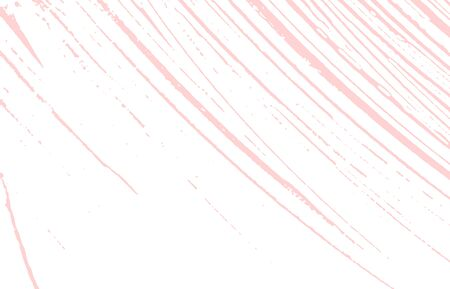Grunge texture. Distress pink rough trace. Fabulous background. Noise dirty grunge texture. Dramatic artistic surface. Vector illustration.