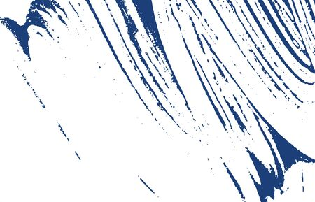 Grunge texture. Distress indigo rough trace. Delicate background. Noise dirty grunge texture. Worthy artistic surface. Vector illustration. Иллюстрация