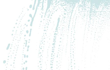Grunge texture. Distress blue rough trace. Delicate background. Noise dirty grunge texture. Admirable artistic surface. Vector illustration.