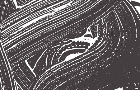Grunge texture. Distress black grey rough trace. Authentic background. Noise dirty grunge texture. Tempting artistic surface. Vector illustration. Illustration