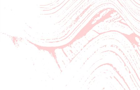 Grunge texture. Distress pink rough trace. Fascinating background. Noise dirty grunge texture. Good-looking artistic surface. Vector illustration. Illusztráció