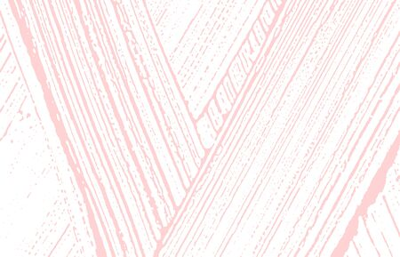 Grunge texture. Distress pink rough trace. Fine background. Noise dirty grunge texture. Optimal artistic surface. Vector illustration.