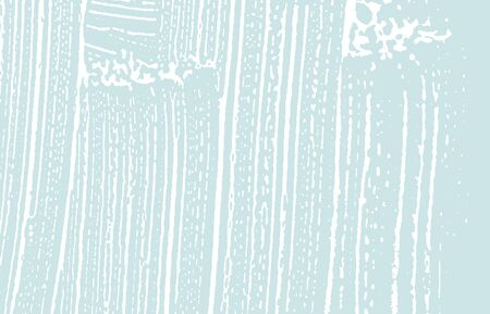 Grunge texture. Distress blue rough trace. Decent background. Noise dirty grunge texture. Classic artistic surface. Vector illustration.