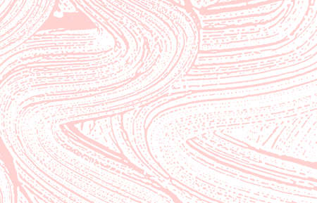 Grunge texture. Distress pink rough trace. Fascinating background. Noise dirty grunge texture. Memorable artistic surface. Vector illustration. 일러스트