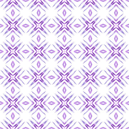 Arabesque hand drawn design. Purple mind-blowing boho chic summer design. Textile ready alive print, swimwear fabric, wallpaper, wrapping.  Oriental arabesque hand drawn border.