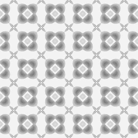 Oriental arabesque hand drawn border. Black and white unique boho chic summer design. Arabesque hand drawn design. Textile ready quaint print, swimwear fabric, wallpaper, wrapping.
