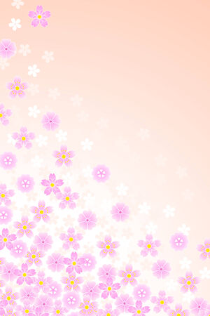 pedicel: Cherry Blossom