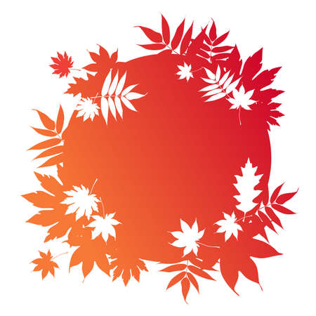 autumnal leaves Stock Vector - 8977963
