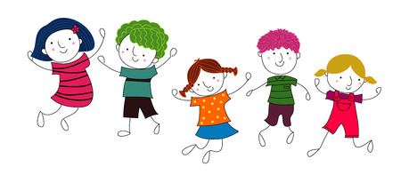 Kinder Standard-Bild - 30681791