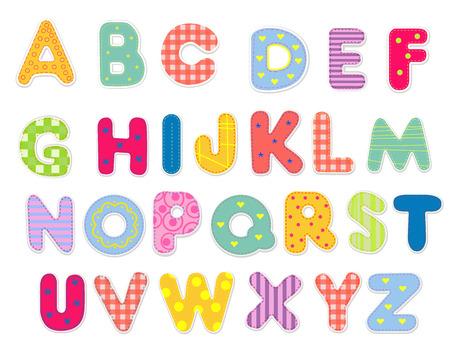 abecedario: Alfabeto Vectores