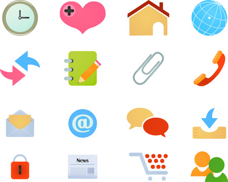 web site: Web Site and Internet Icons