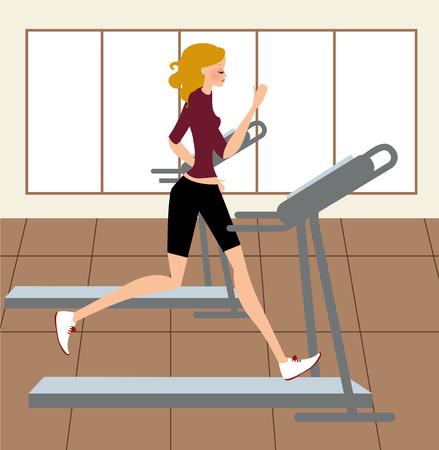 footing: sport girl