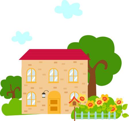 cute house: cute house