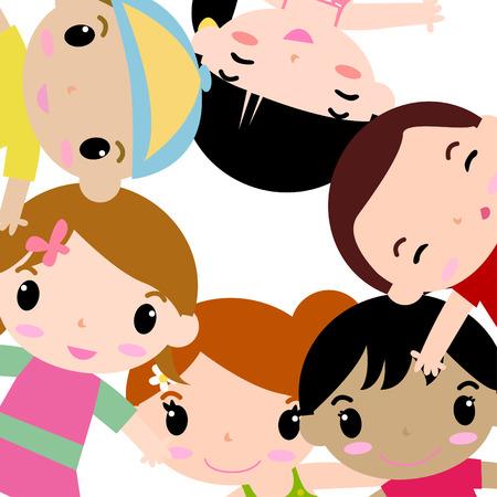 Kinder Standard-Bild - 30721266