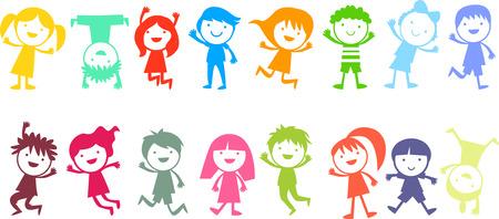Kids Standard-Bild - 35682510