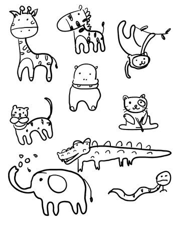 sketch: Sketch animals